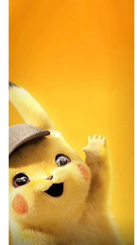 Detective Pikachu 4k Pikachu Wallpaper Anime Wallpaper Iphone