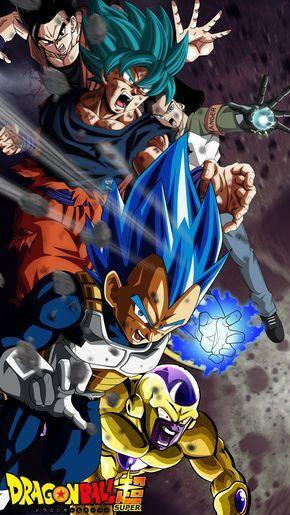 Melhor Equipe Do Planeta Anime Dragon Ball Dragon Ball Goku Anime Dragon Ball Super