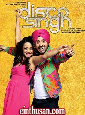 Disco singh (2014) full punjabi movie 300mb free download dvd.