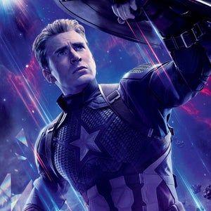 Avengers: Endgame 2019 Character Poster Iron Man International poster Marvel comic movie quality print Avengers 4