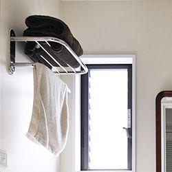Towel Shelf With Bar ホテルのバスルーム タオルバー タオルラック