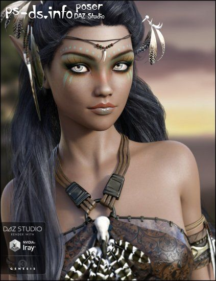 Pin by Ike Mundo on DAZ G8F - 2018/19 | Genesis 3, Female, Fantasy art