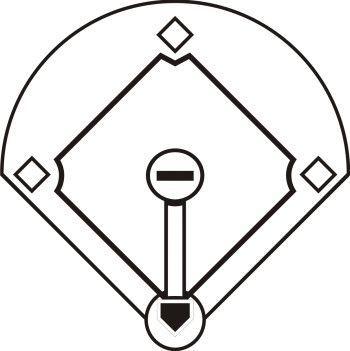 33++ Baseball field positions clipart ideas