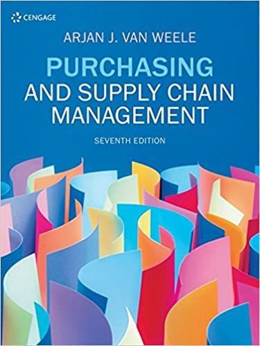 Isbn 13 978 1473749443 Isbn 10 1473749441 Delivery Can Be Download Immediately After Purchasing Ve Supply Chain Management Chain Management Cengage Learning