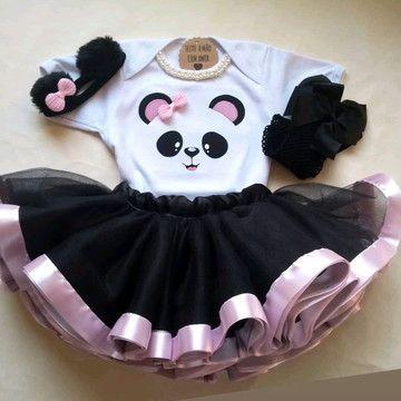 Fantasia Infantil Tutu Festa Panda Baby 1 2 Anos No Elo7 Atelie Artes E Mimos Da Sil C1a8c3 Em 2020 Roupas Femininas Para Bebe Fantasias Infantis Moda Infantil Para Meninas