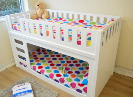 if your twin kids fight while sleepingget them twins bunk beds bunkbeds kidsbeds beds beddings kids beds pinterest bunk bed bedrooms and spare