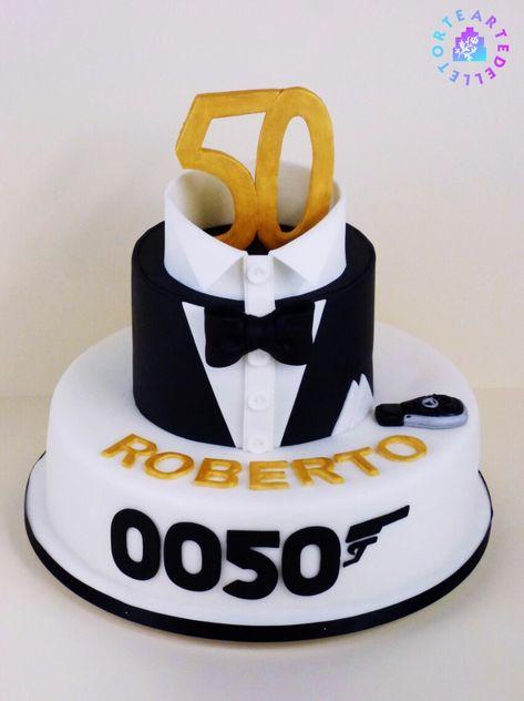 Torta 50 Anni Uomo Torte Di Compleanno Uomo Idee Per Il