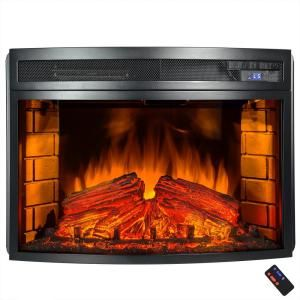 Greatco Gi 29 Is Gallery Series Insert Electric Fireplace Electric Fireplace Insert Brick Fireplace Farmhouse Fireplace