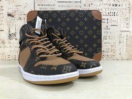 1s Mens Basketball Shoes NRG UNC
