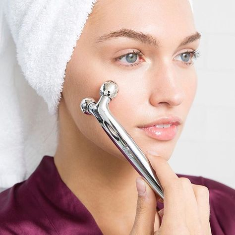 The key to glowing skin? Prep with the ReFa S Carat and see the difference! #ReFaBeauty #ReFaPrep