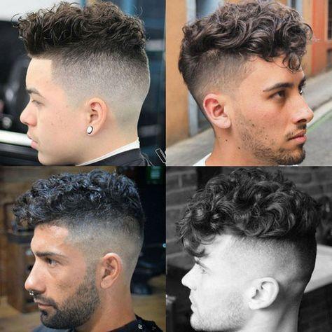 Lockiges Haar Undercut Styles Fur Manner Lockiges Manner Styles Undercut Undercut Curly Hair Undercut Hairstyles Curly Hair Photos