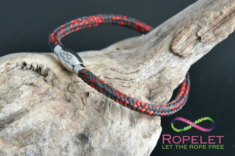 menswear Add a Ropelet to your wrist...