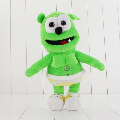 Kids Toys 30cm Gummy Bear Voice Pet Funny Lovely Toys