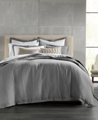 Hotel Collection Linen Full Queen Duvet Cover Created For Macy S