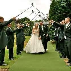 Fun Golf Themed Wedding