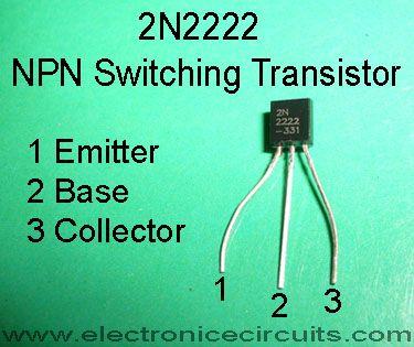 2n2222 Transistor Google Search Electronics Workshop Electronic Parts Transistors