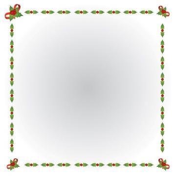 크리스마스 프레임 잎 매체 크리스마스 카드 파랑 메리 Png 및 벡터 에 대한 무료 다운로드 Christmas Vectors Christmas Frames Christmas Icons
