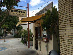 Bodega Comida Cantina Cafe Saint Petersburg Fl Resturants St