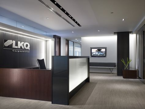 LKQ Corporation by Eastlake Studio , via Behance