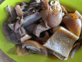 Kway Chap 粿汁 Kway Teow Kia Stall In Multi Mart 满地好 Kopitiam In Taman Century Near Ksl City Mall Johor Bahru Malaysia Halal Recipes Singapore Food Food Blog