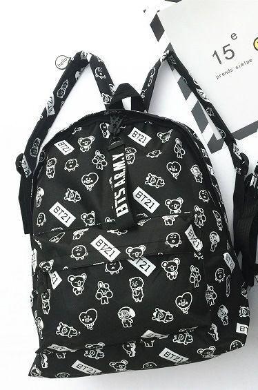 Kpop Merchandise Online Store Bts Merchandise Blackpink Exo Produtos Bts Mochilas Fofas Mochila Do Bts