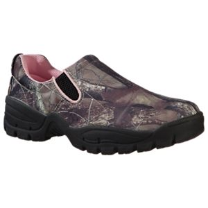 RedHead XTR Camo Moc Slip-On Shoes for