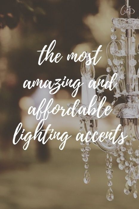 51 Amazing Lighting Options And Chandeliers All Under 100 Lighting Chandelier Chandeliers Accents Ho Affordable Lighting Home Improvement Home Lighting