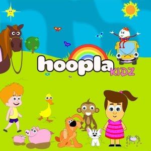 This Youtube channel has tons of fun, quick videos for toddlers &
