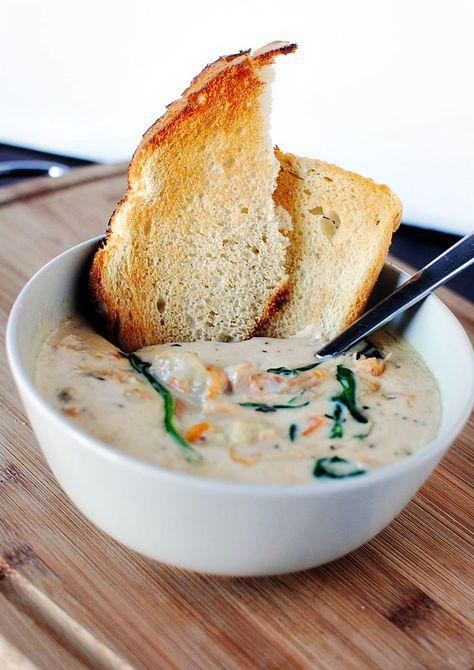 Olive Garden chicken gnocci soup