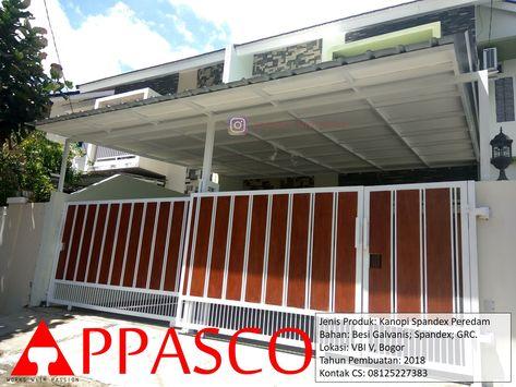 Gambar Kanopi Minimalis 2018  140 best kanopi minimalis spandek images outdoor decor