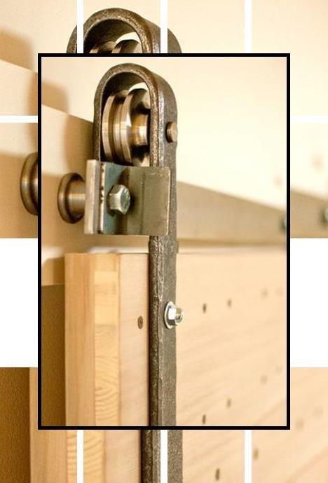 Sliding Barn Door Lock Barn Door Rail Kit Bypass Sliding Doors