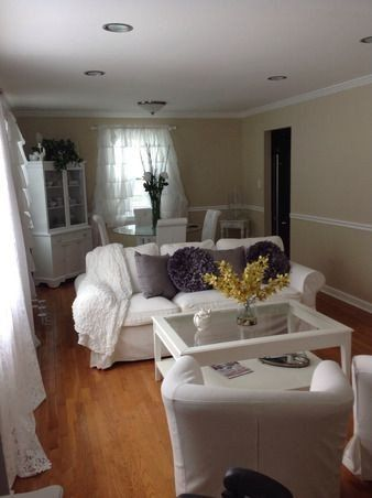 Living Room Dining Room Combo For Apt Or Small Space Living
