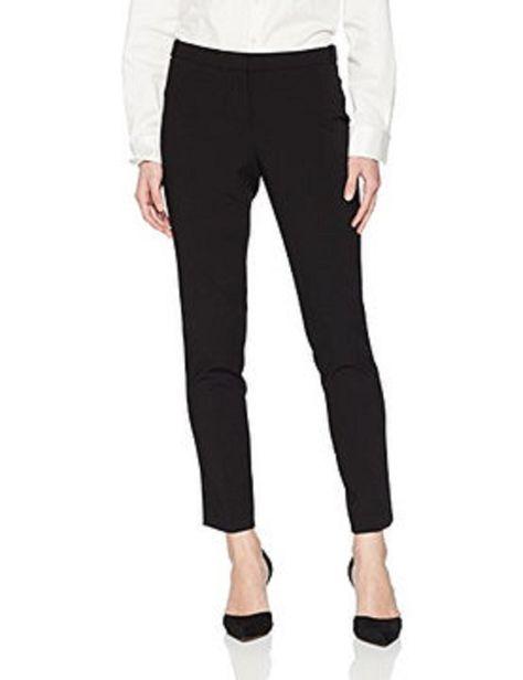 Lark /& Ro Womens Stretch Side Zip Pant Brand Curvy