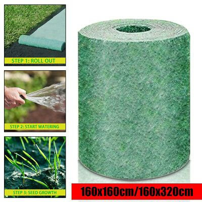 Practical Four Seasons Greening Biodegradable Grass Seed Mat 160 160cm 160 320cm In 2020 Grass Seed Mat Grass Seed Biodegradable Products
