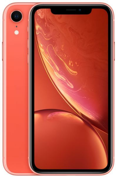 Apple Iphone Xr With Face Time 256 Gb 4g Lte Coral 3 Gb Ram Single Sim E Sim Apple Iphone Iphone Apple Smartphone