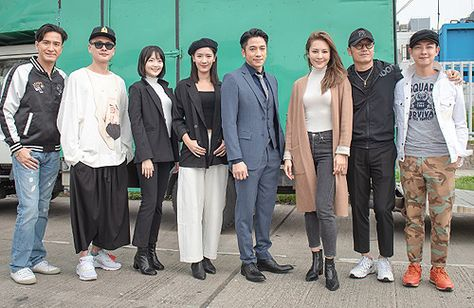 Kenneth Ma Kelly Cheung Join Flying Tiger 2 Kelly Asian Celebrities Kenneth