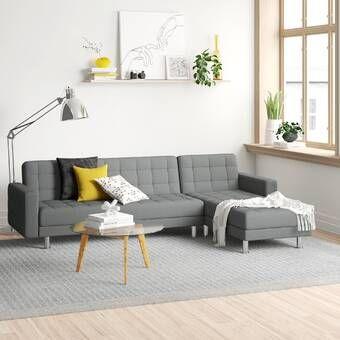 Anabella Sleeper Corner Sofa Bed In 2020 Corner Sofa Corner Sofa Bed Large Sofa Bed