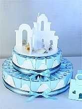 Beach Wedding Favor Cakes
