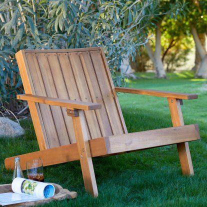 Belham Living Palm Aire Modern Adirondack Chair Hayneedle