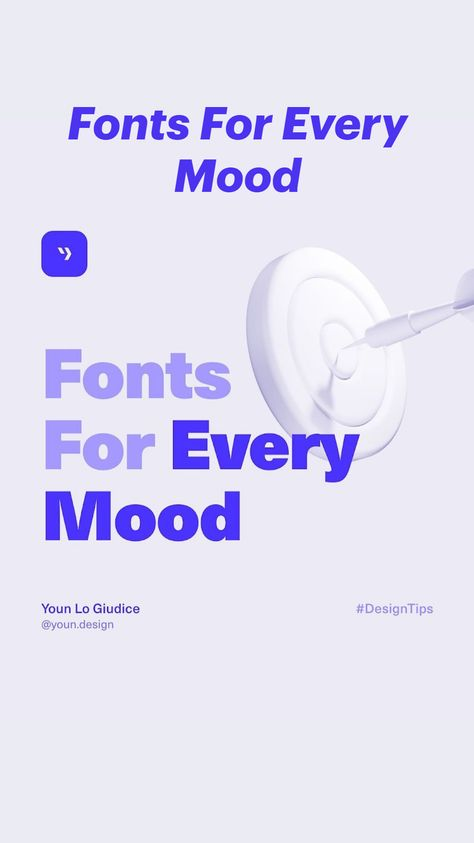 Fonts For Every Mood