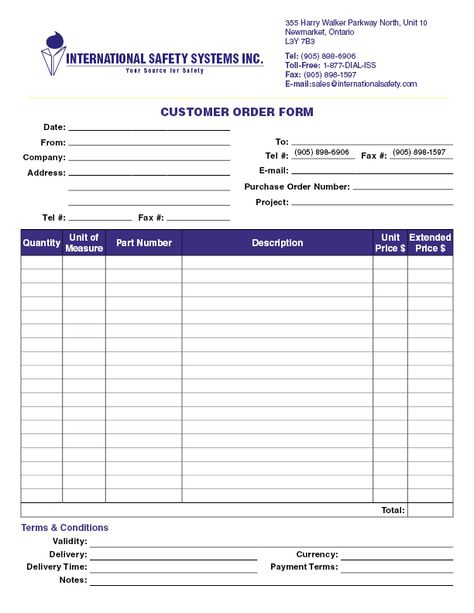 Customer Contact Form Emily Gonsalvesu0027s Portfolio\/ Design - appraisal order form