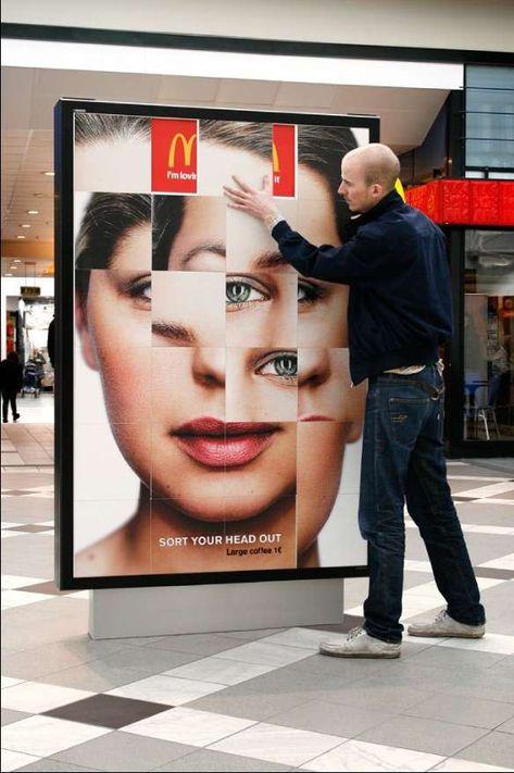 Puzzle Billboards