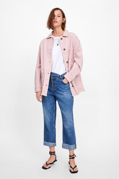 d7b8d76054 Oversized jacket with pockets in 2019   Products   Oversized jacket ...