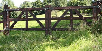 Portails Pour Chevaux Portail Cloture Bois Chevaux Cheval