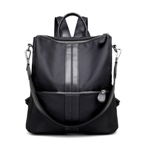 Women Backpacks for Teenage Girls Youth Daypacks New School Shoulder Bag  Student Nylon Waterproof Laptop Multifunction Backpack a63994be9bdfb
