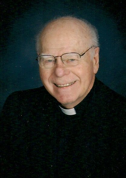 Father John Francis Cain The Son Of James And Maria Murphy Cain Was Born February 3 1923 In Oyens Iowa He Received His Ear Father John John The Evangelist Drake University