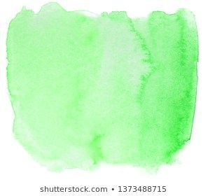 Green Watercolor Stain Abstract Aquarel Aquarelle Background Banner Blob Blot Blotch Bright Brus Flower Frame Png Colorful Roses Red Peonies