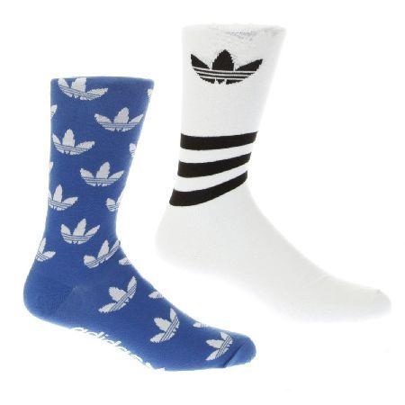 Adidas azul blanco t azul 3498 blanco crew calcetines 2 paquete # Asegúrese de que sus pies están b8b1c47 - colja.host