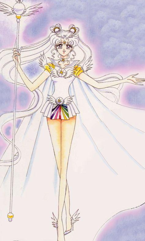 silver moon crystal power kiss! - 474×785