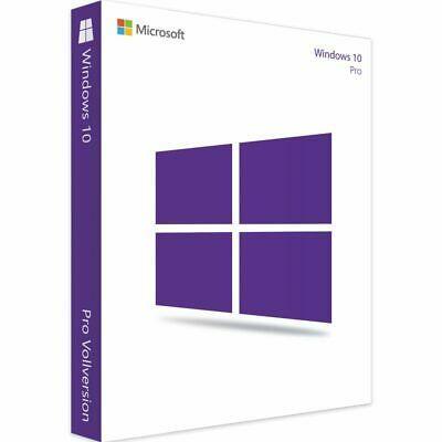 Ebay Link Ad Genuine Microsoft Windows 10 Professional Win 10
